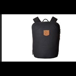 Fjallraven kirpa bag black